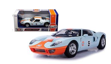 ¡Participa y gana un Gulf Ford GT  coleccionable!