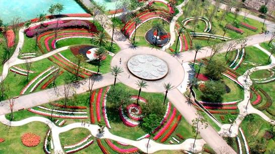Jardínes de México